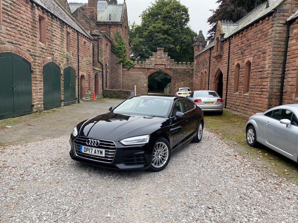 Audi A5 Hatchback 2.0 TDI ultra SE Sportback S Tronic (s/s) 5dr