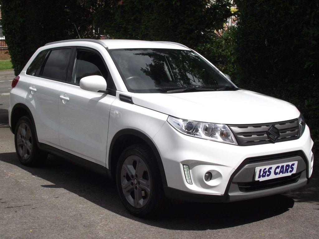 Suzuki Vitara SUV 1.6 SZ-T (s/s) 5dr