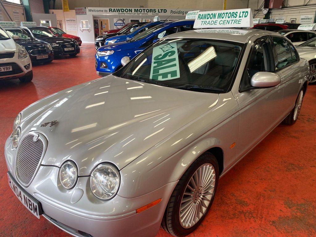 Jaguar S-Type Saloon 2.7 D V6 Sport 4dr