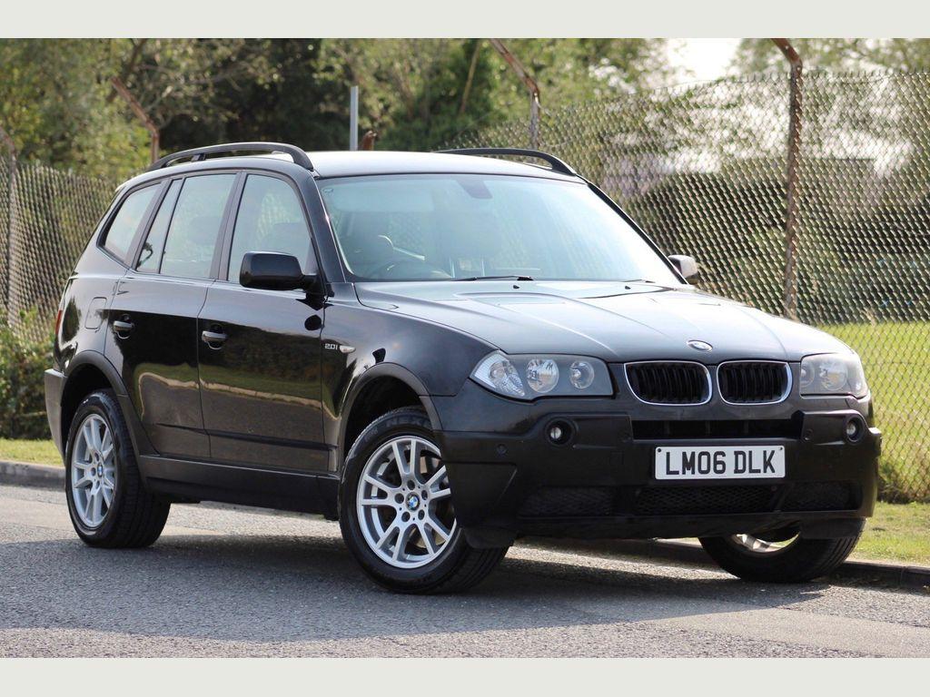 BMW X3 SUV 2.0i SE 4WD 5dr