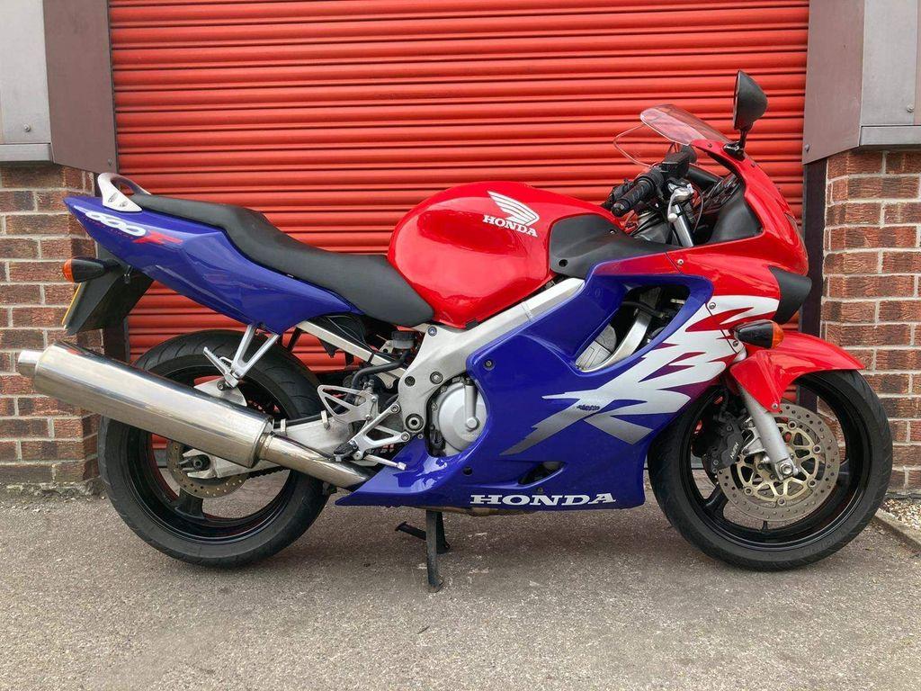 Honda CBR600F Sports Tourer 600 F-X