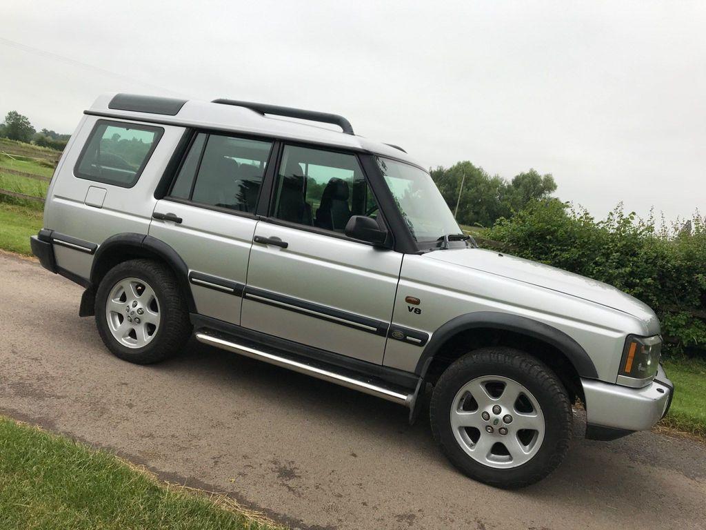 Land Rover Discovery SUV 4.0 i V8 ES Premium 5dr (7 Seats)
