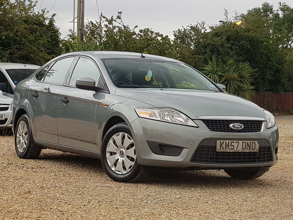 Ford Mondeo Hatchback 2.0 TDCi Edge 5dr