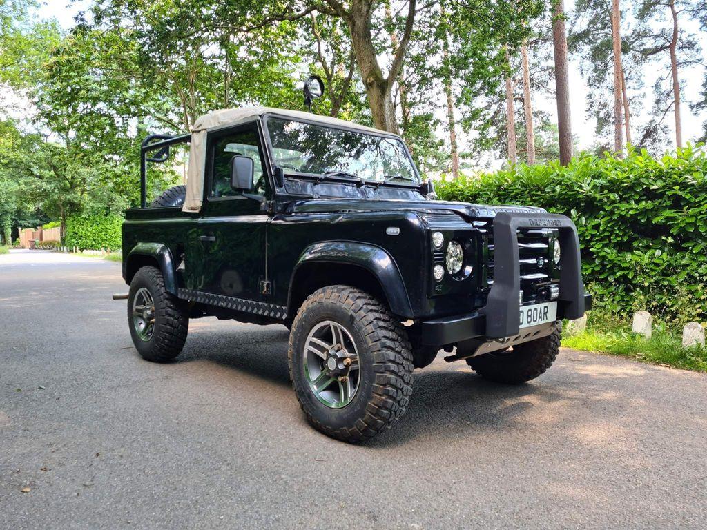 Land Rover 90 Pickup 3.5 Pick-Up 2dr