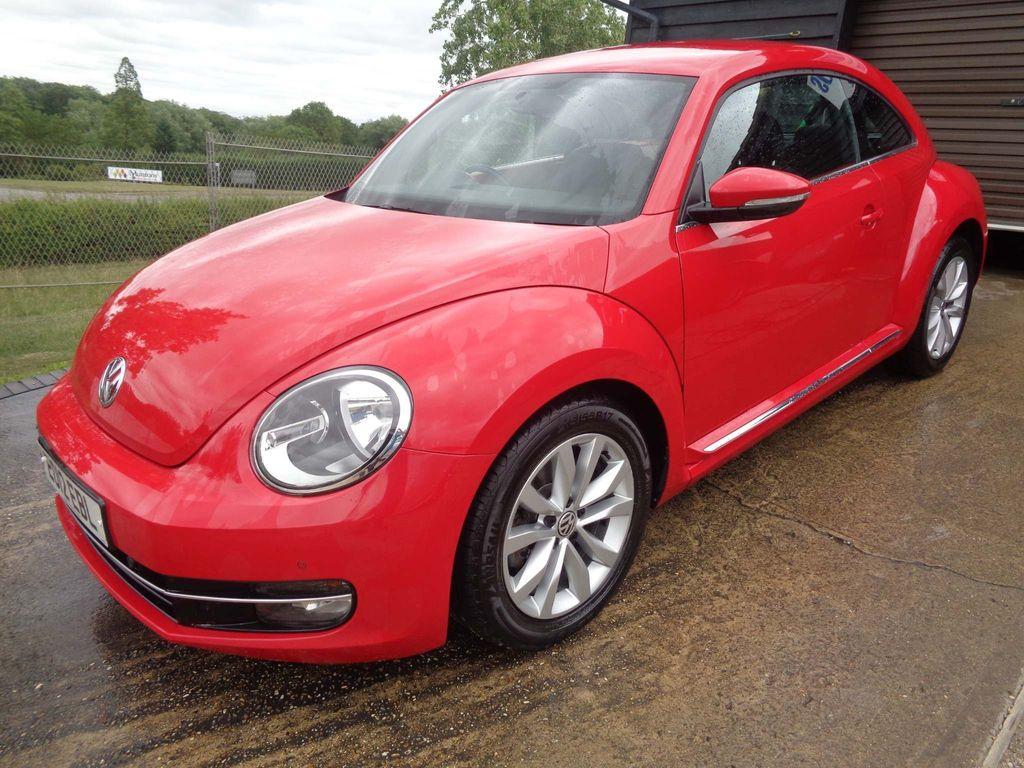 Volkswagen Beetle Hatchback 1.4 TSI Design 3dr