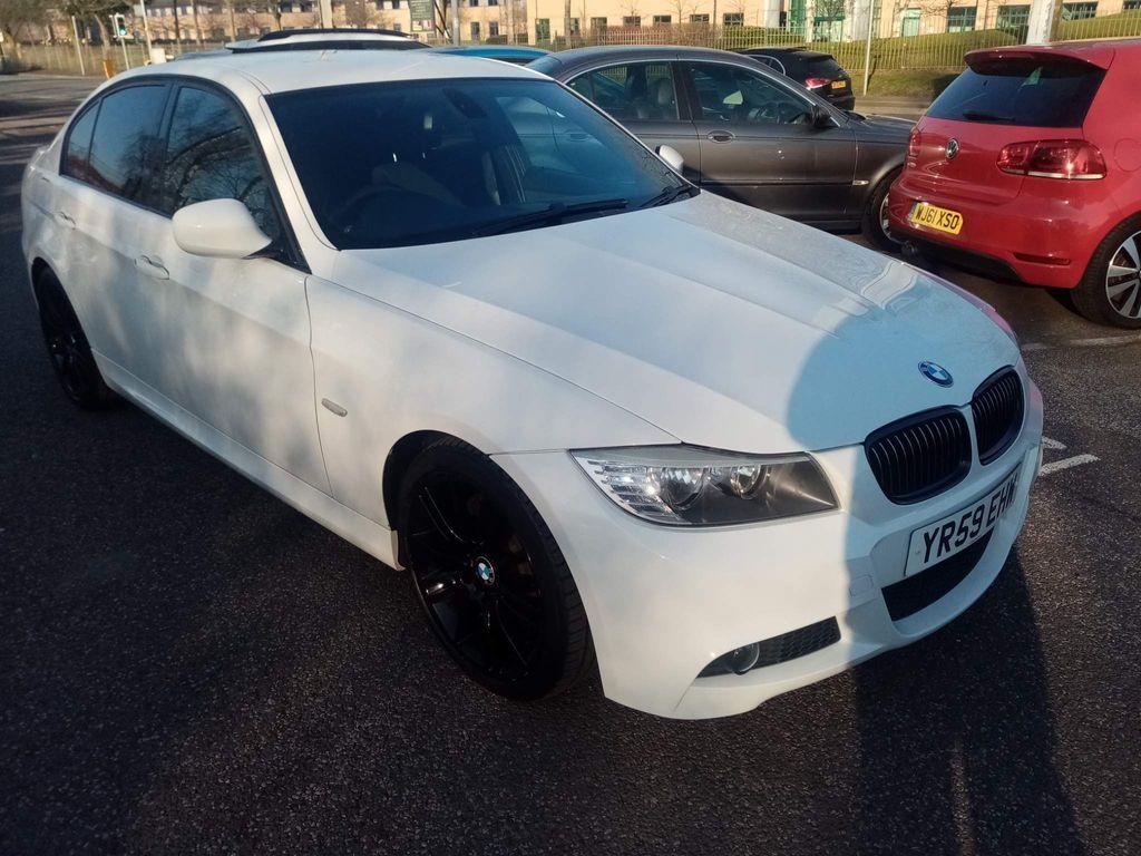 BMW 3 Series Saloon 3.0 325d M Sport 4dr