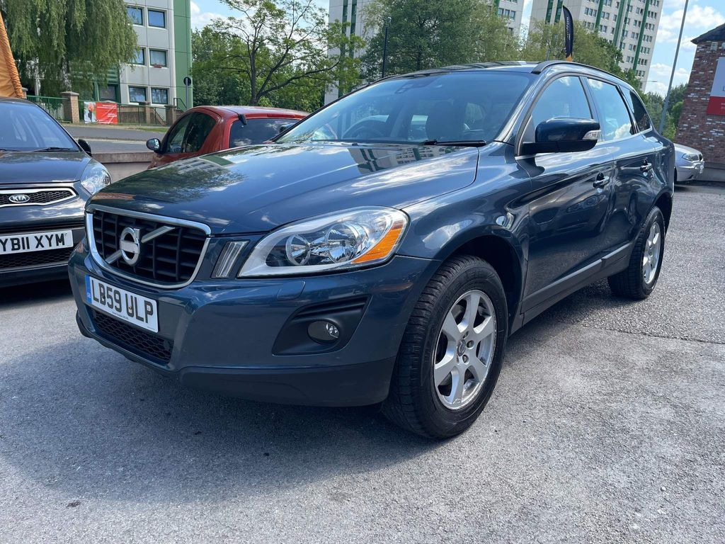 Volvo XC60 SUV 2.4D SE Geartronic 5dr