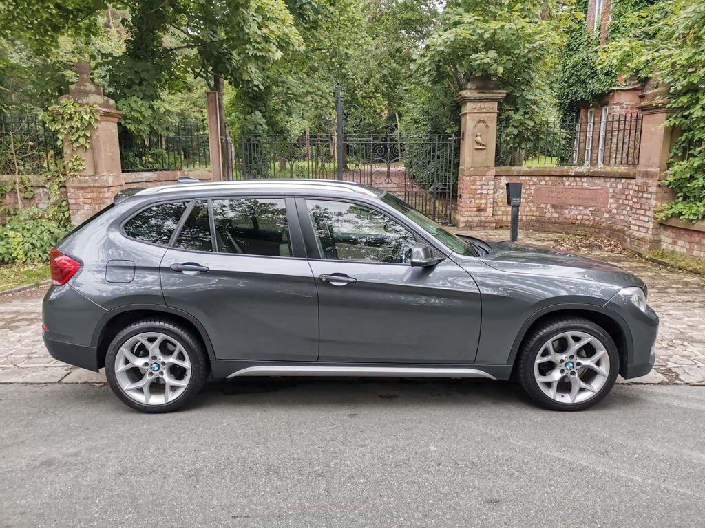 BMW X1 SUV 2.0 20d xLine xDrive 5dr