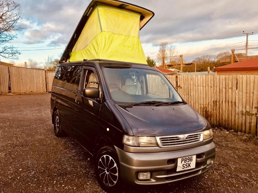 Mazda Bongo AFT 4 BERTH Campervan FULL CAMPER CONVERSION 6 SEATER