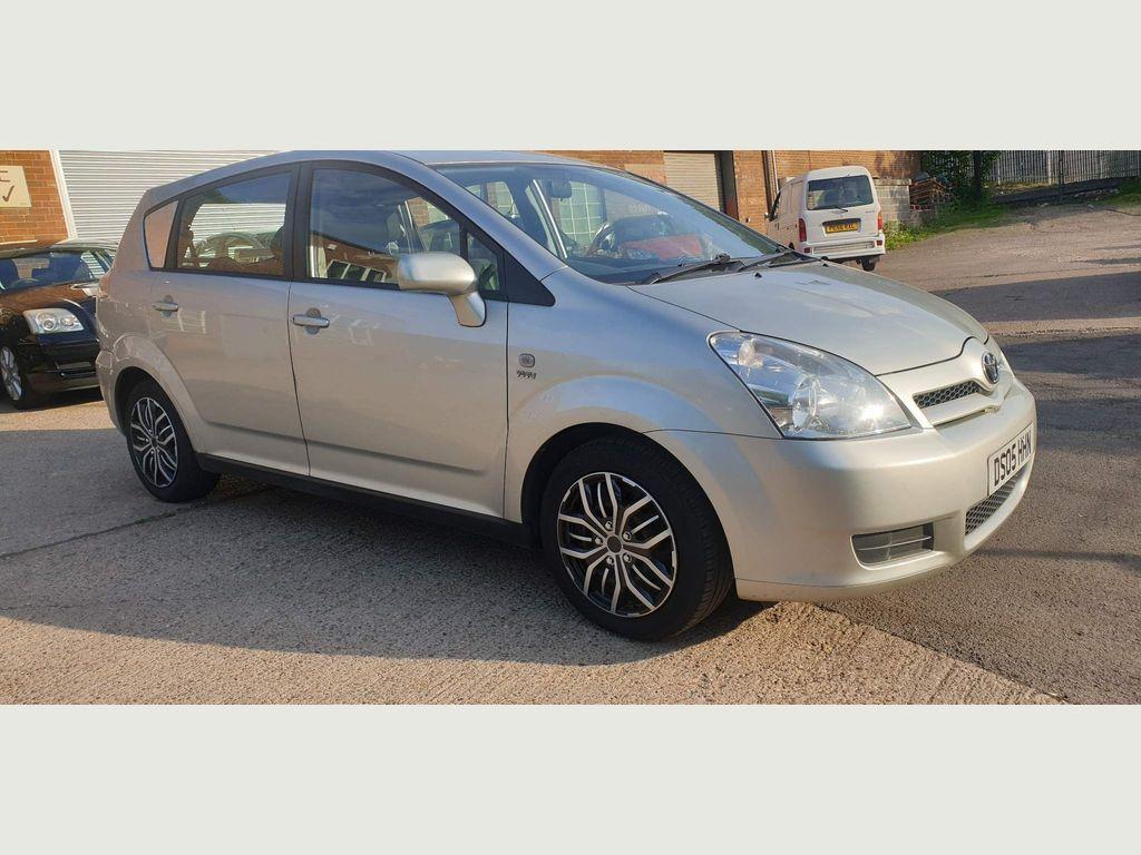 Toyota Corolla Verso MPV 1.6 VVT-i T2 5dr