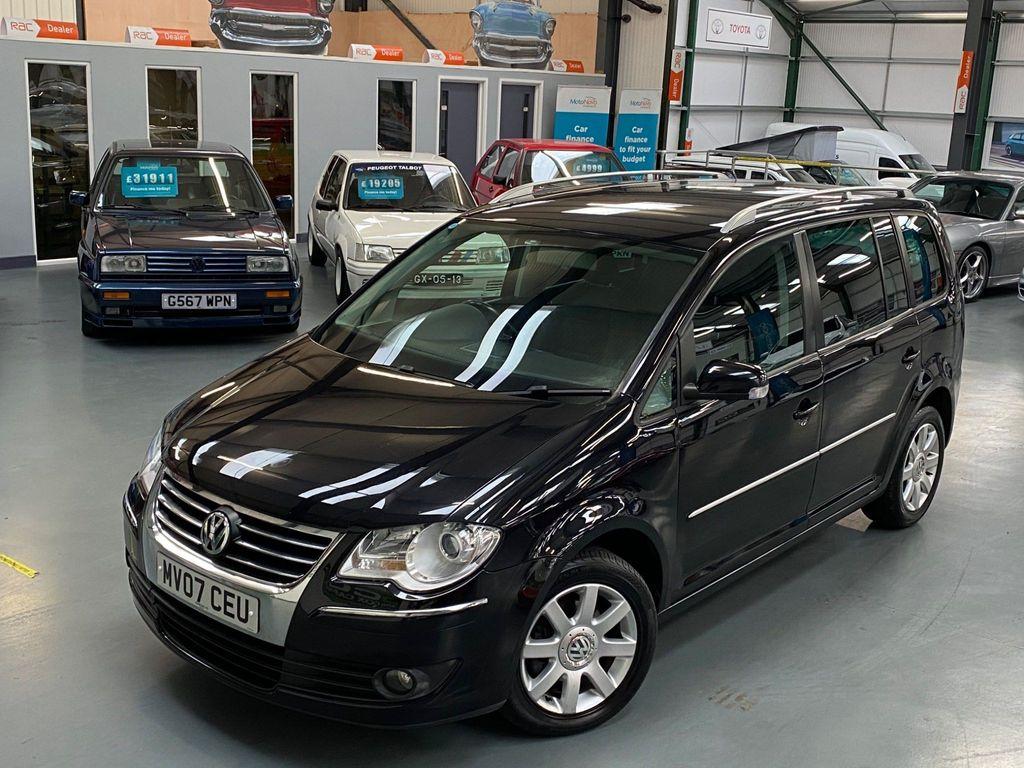 Volkswagen Touran MPV 2.0 TDI DPF Sport 5dr (7 Seats)