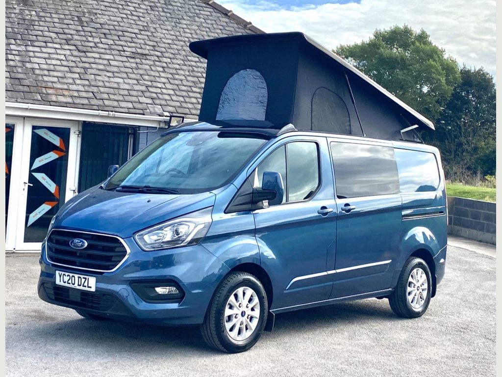 Ford Transit Custom Unlisted 2.0 300 EcoBlue Limited L1 H1 EU6 (s/s) 5dr