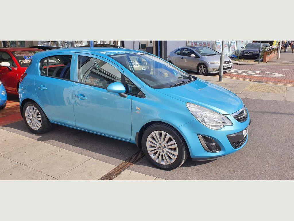 Vauxhall Corsa Hatchback 1.2 16V Excite 5dr