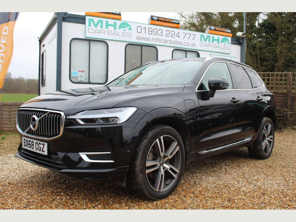 Volvo XC60 SUV 2.0h T8 Twin Engine 10.4kWh Inscription Auto AWD (s/s) 5dr