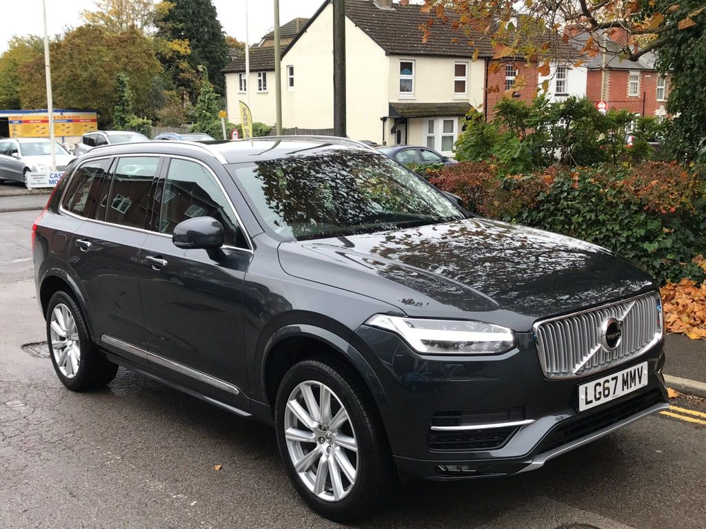 Volvo XC90 SUV 2.0 T6 Inscription Auto 4WD (s/s) 5dr