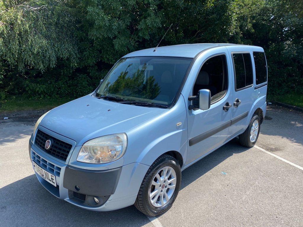Fiat Doblo Estate 1.9 MultiJet Active 5dr
