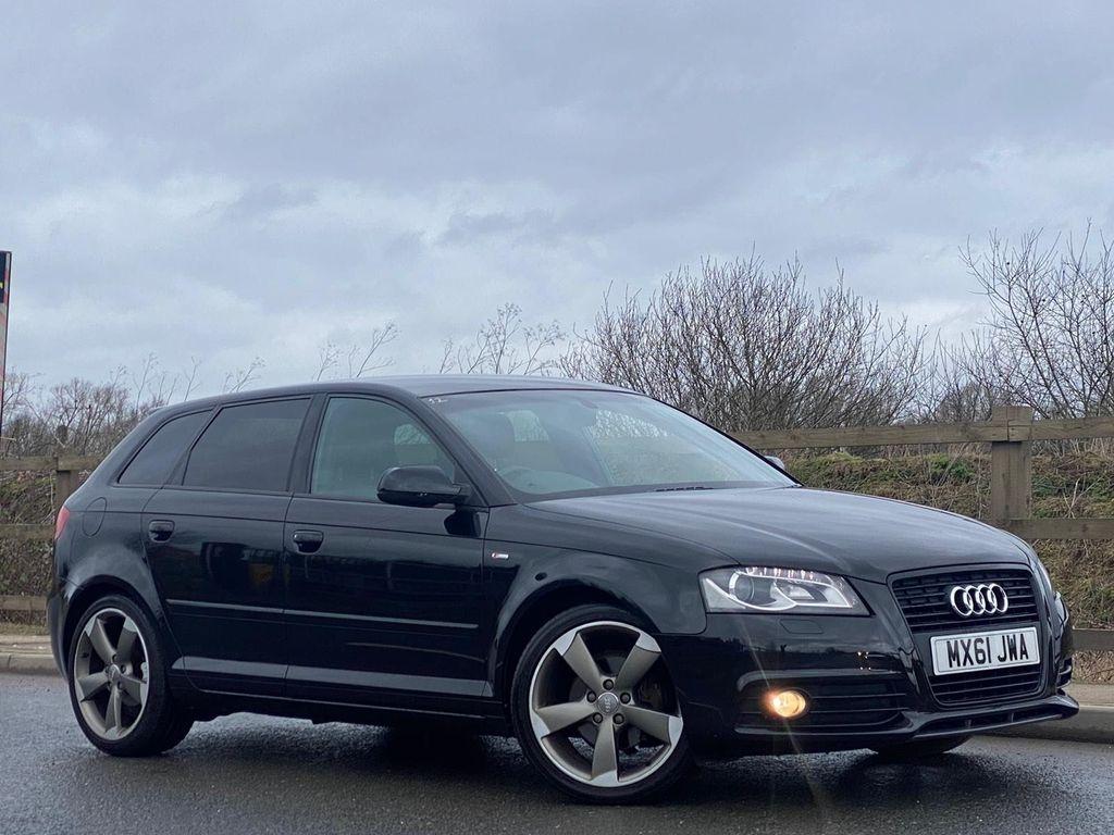Audi A3 Hatchback 1.8 TFSI Black Edition Sportback 5dr