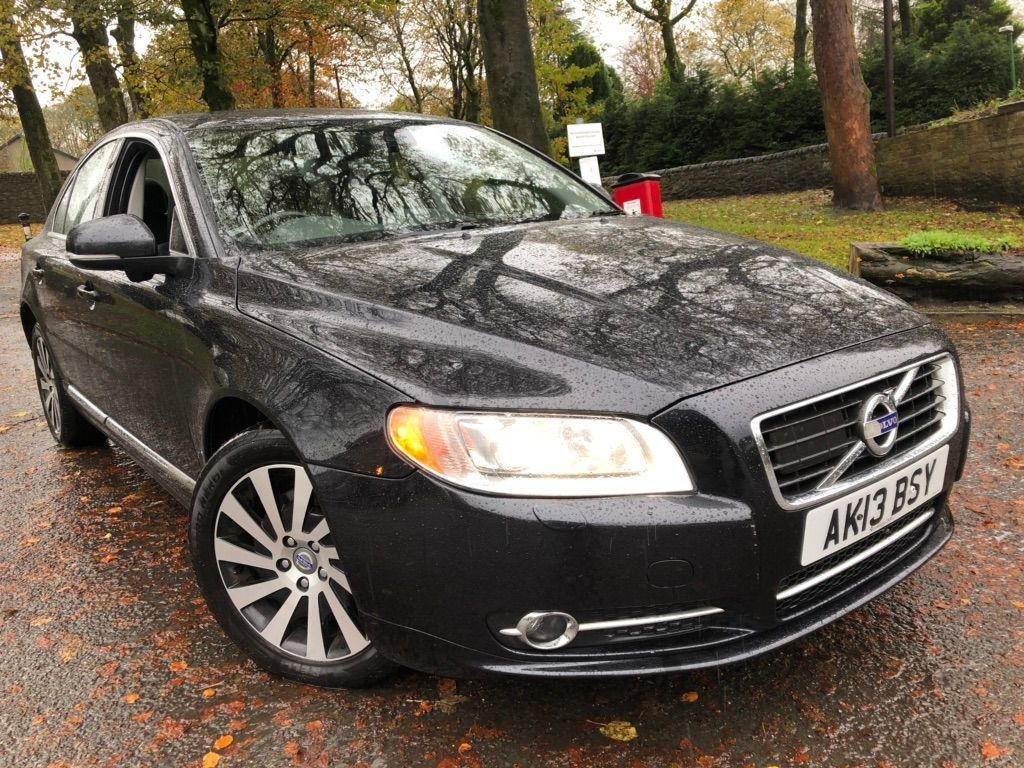 Volvo S80 Saloon 2.4 D5 SE Lux Geartronic 4dr