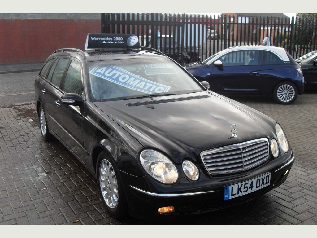 Mercedes-Benz E Class Estate 2.7 E270 CDI Elegance 5dr