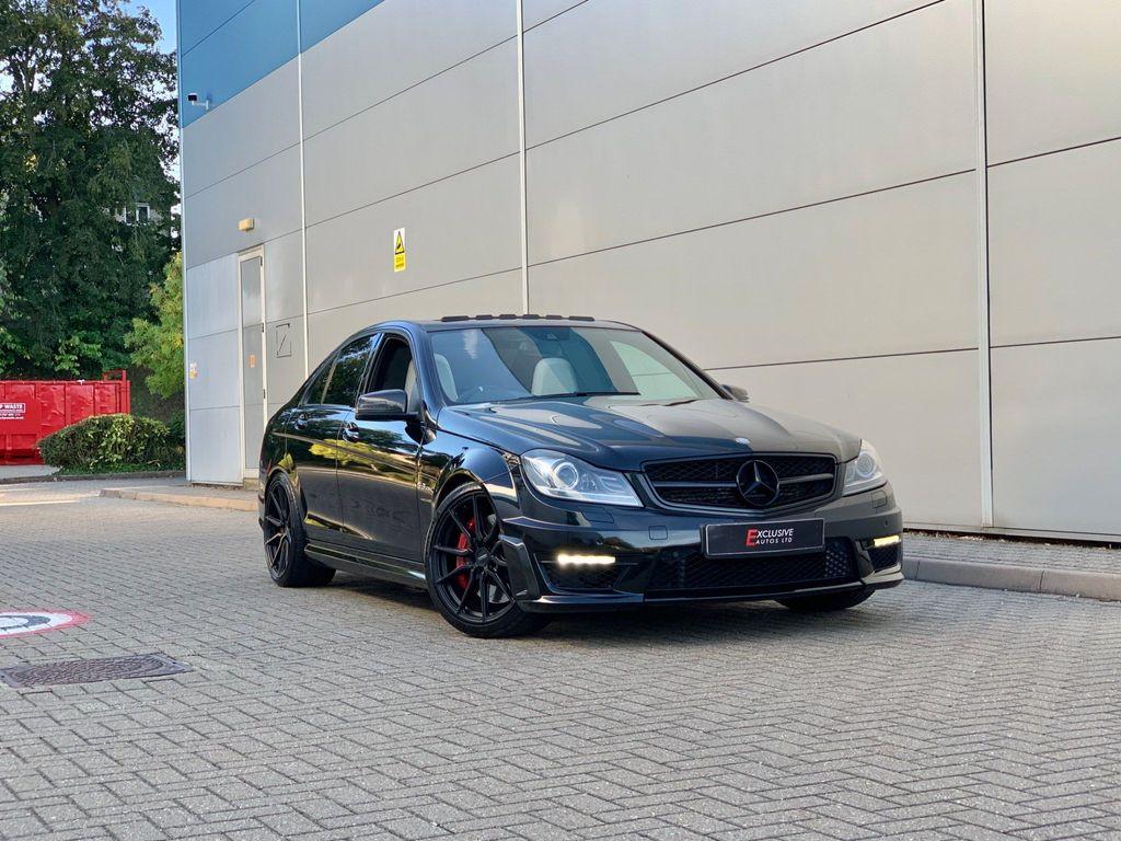 Mercedes-Benz C Class Saloon 6.3 C63 AMG MCT 4dr