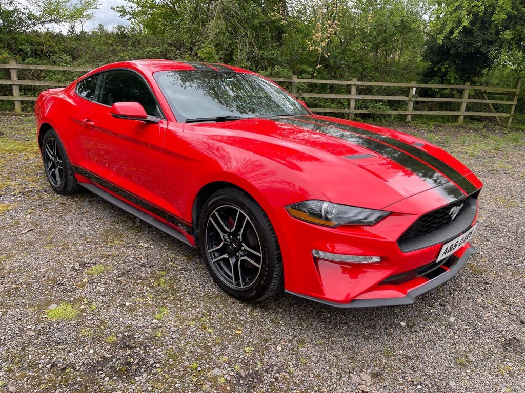 Ford Mustang Coupe 2.3T EcoBoost Fastback SelShift 2dr