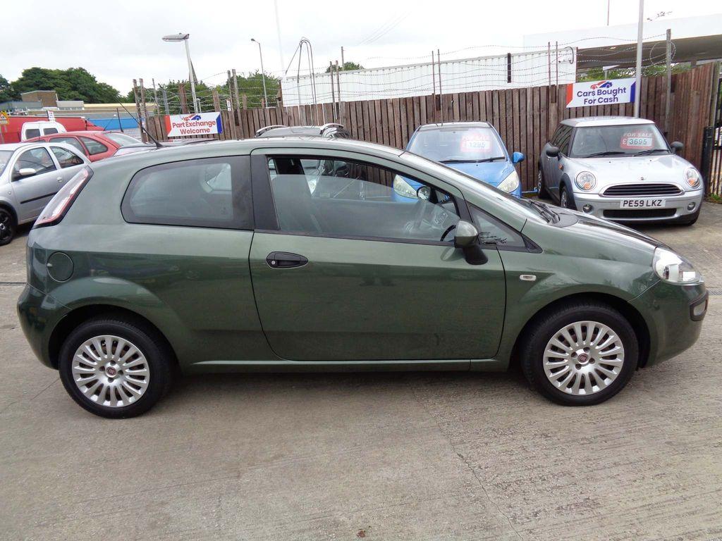 Fiat Punto Evo Hatchback 1.4 8V Active (s/s) 3dr