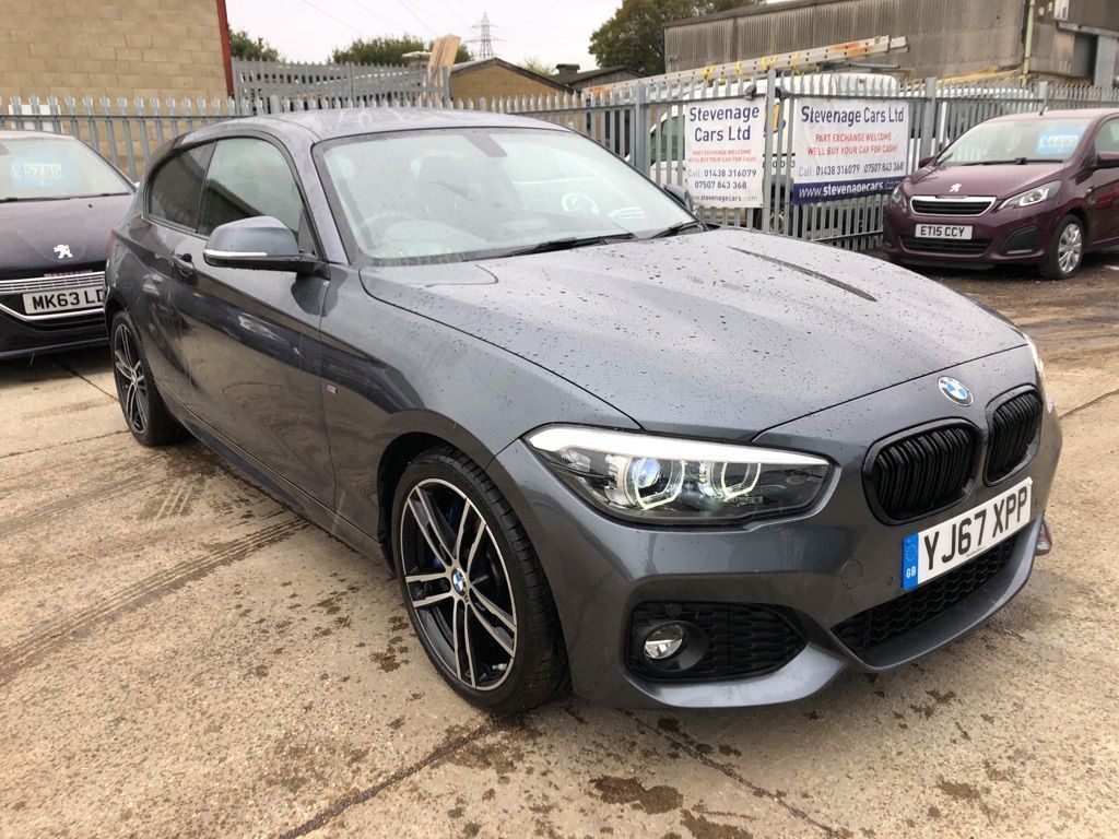 BMW 1 SERIES Hatchback 1.5 116d M Sport Shadow Edition Sports Hatch (s/s) 3dr