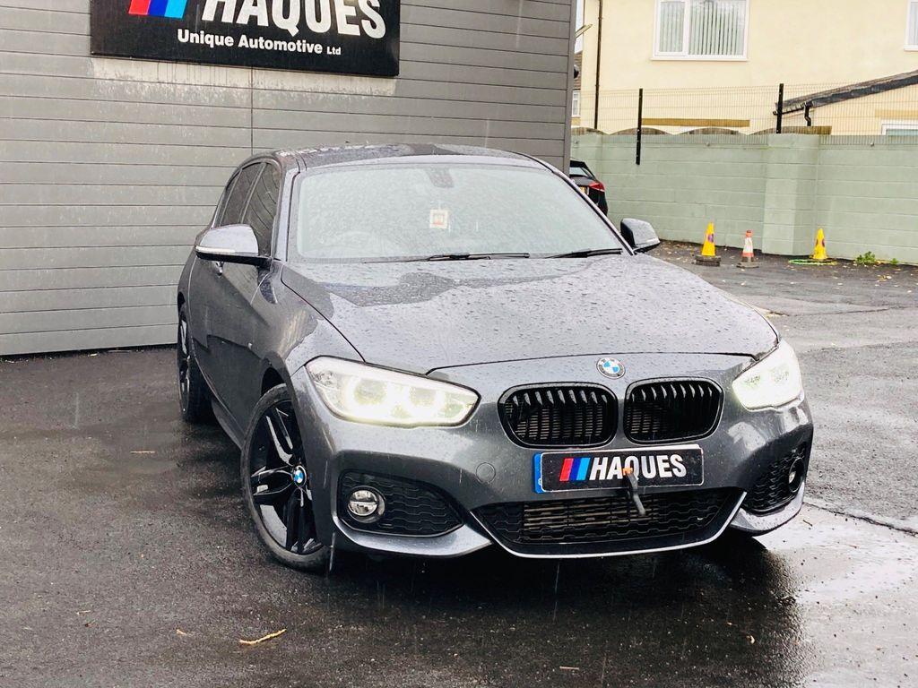 BMW 1 Series Hatchback 1.5 118i M Sport Sports Hatch (s/s) 5dr
