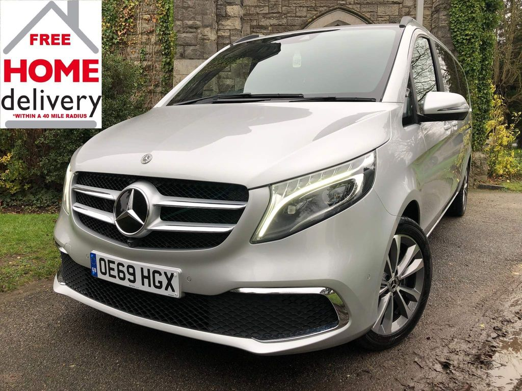 Mercedes-Benz V Class MPV 2.0 V300d Sport G-Tronic+ XLWB EU6 (s/s) 5dr 8 Seat XLWB