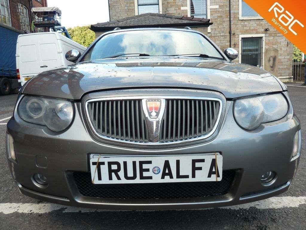 Rover 75 Tourer Estate 2.5 V6 Connoisseur SE 5dr