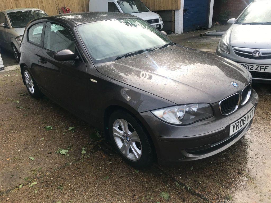 BMW 1 Series Hatchback 1.6 116i SE Auto 3dr
