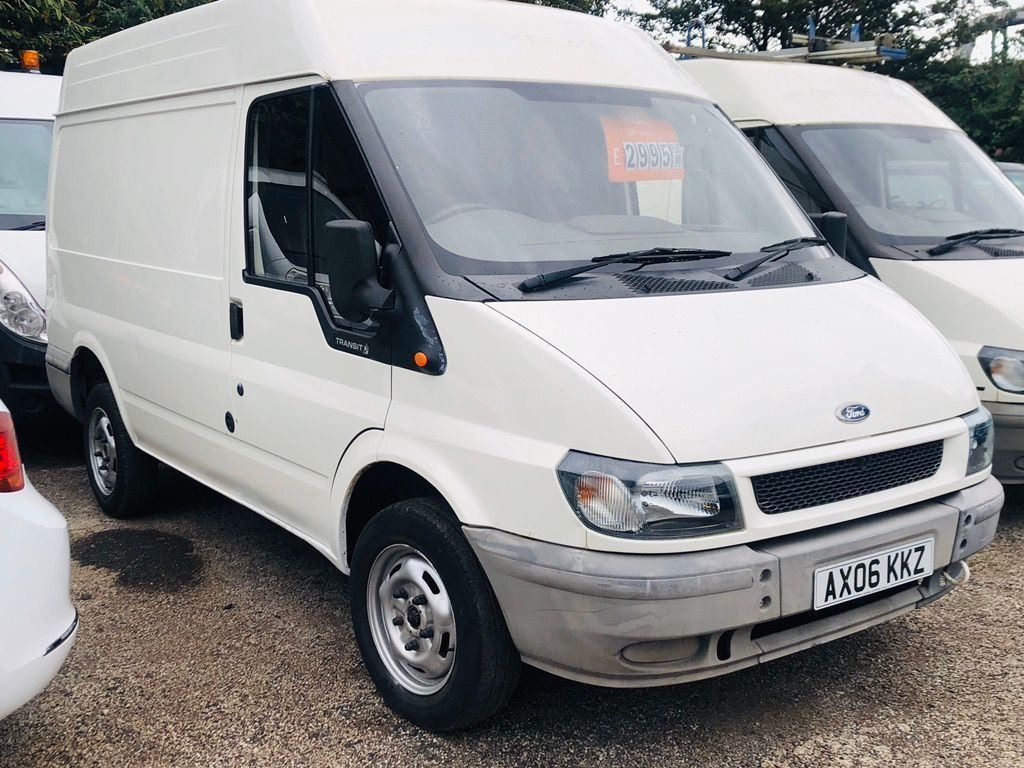 FORD TRANSIT Panel Van 2.3 Duratec 280 S Panel Van 5dr