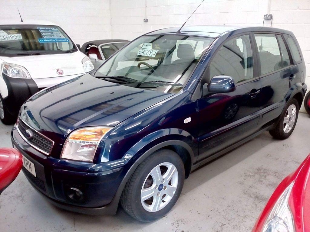 Ford Fusion Hatchback 1.4 Zetec 5dr