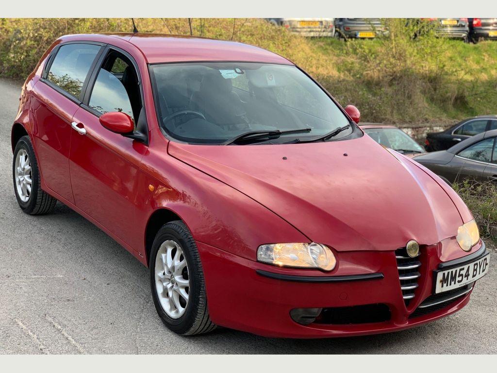 Alfa Romeo 147 Hatchback 1.6 T.Spark Lusso 5dr
