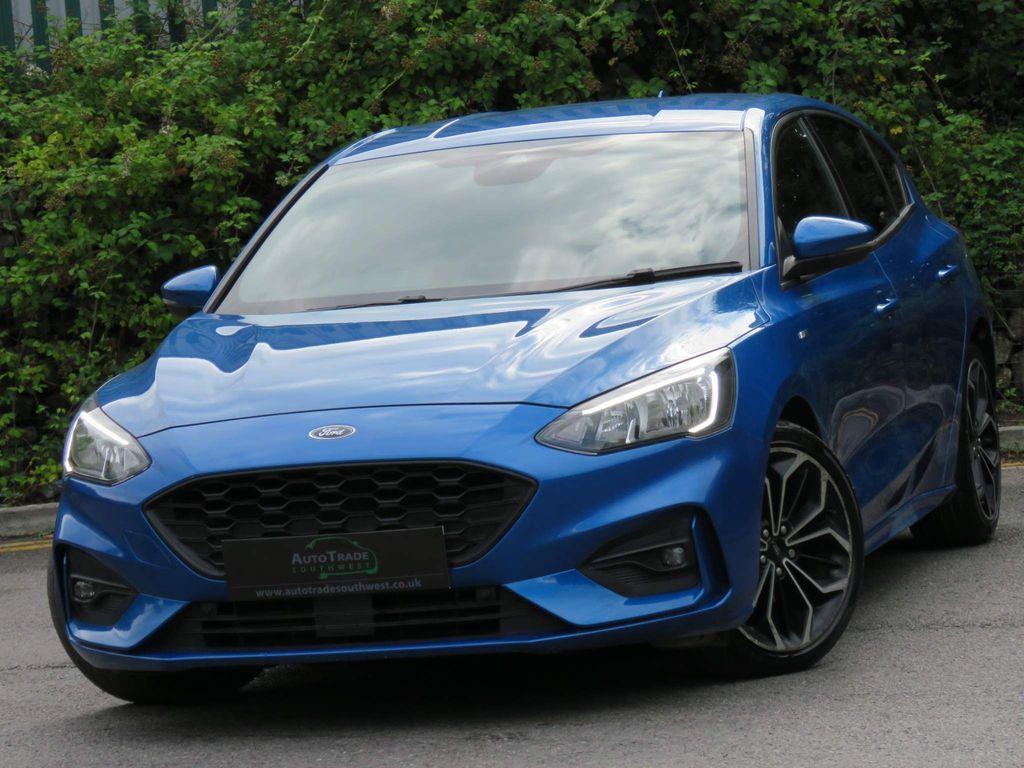 Ford Focus Hatchback 1.0T EcoBoost ST-Line X Auto (s/s) 5dr