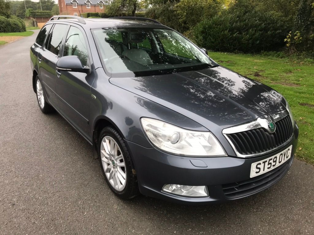 SKODA Octavia Estate 2.0 TDI PD Laurin & Klement 5dr