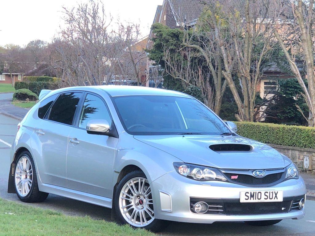 Subaru Impreza Hatchback 2.5 WRX STI 330S 5dr