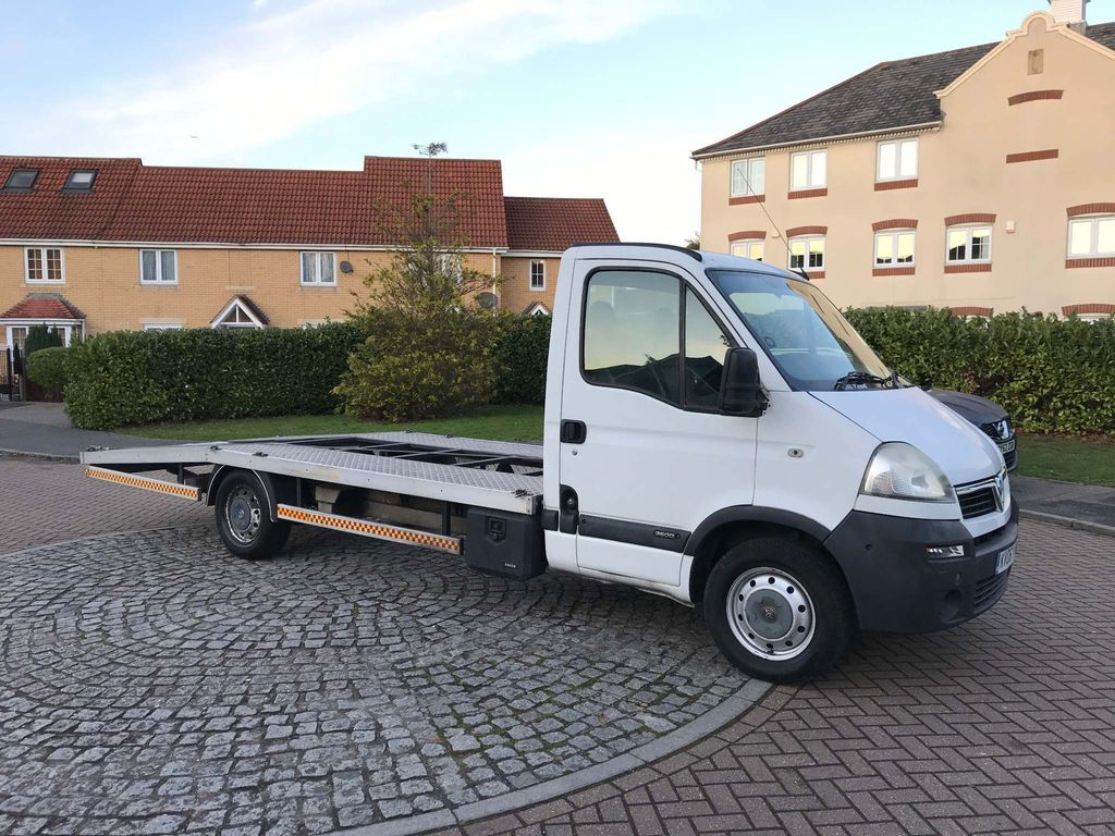 Vauxhall Movano Chassis Cab 2.5 CDTI 16v 3500 Chassis Cab 2dr (LWB)