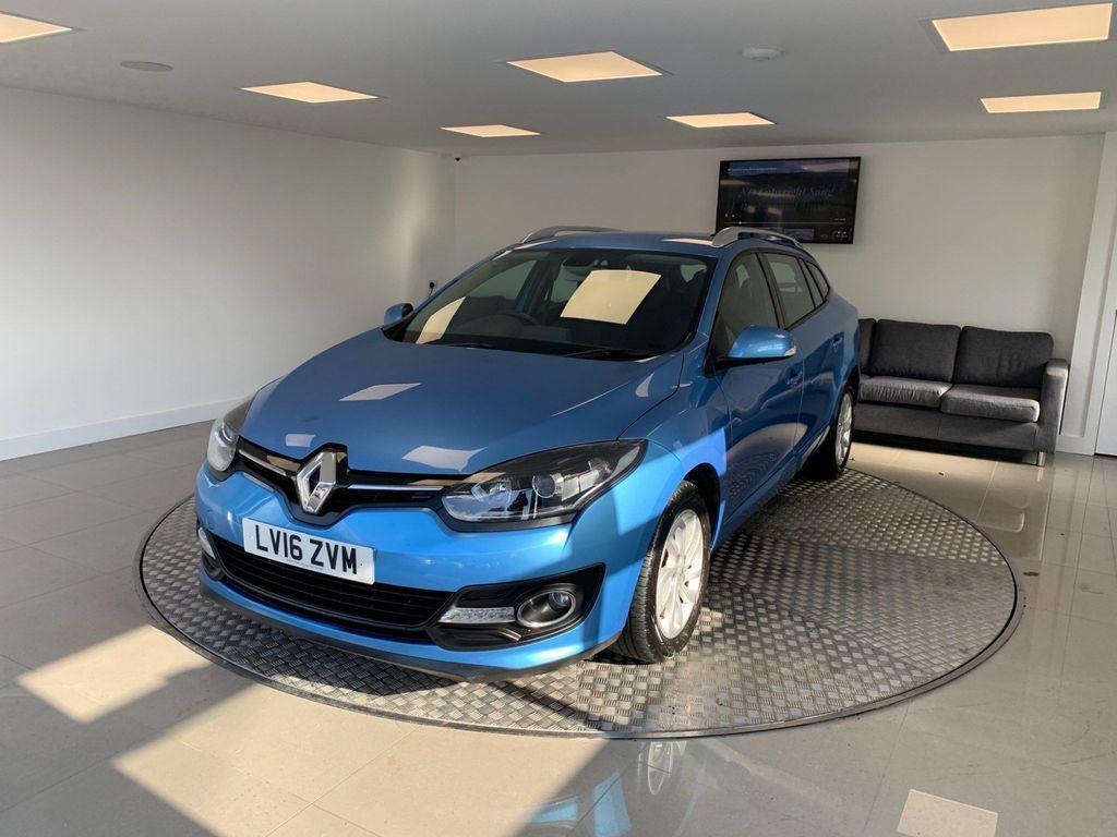 Renault Megane Estate 1.5 dCi ENERGY Dynamique Nav Sport Tourer (s/s) 5dr