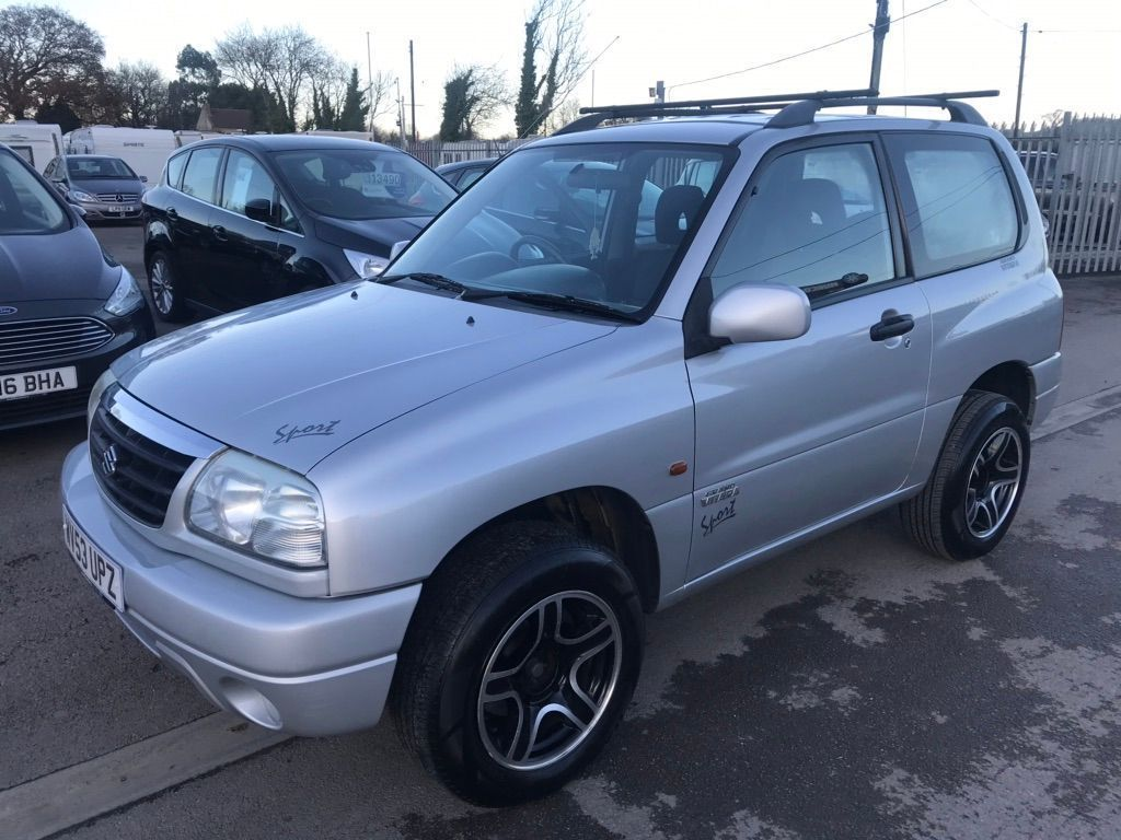 Suzuki Grand Vitara SUV 1.6 GV1600 Sport Estate 3dr
