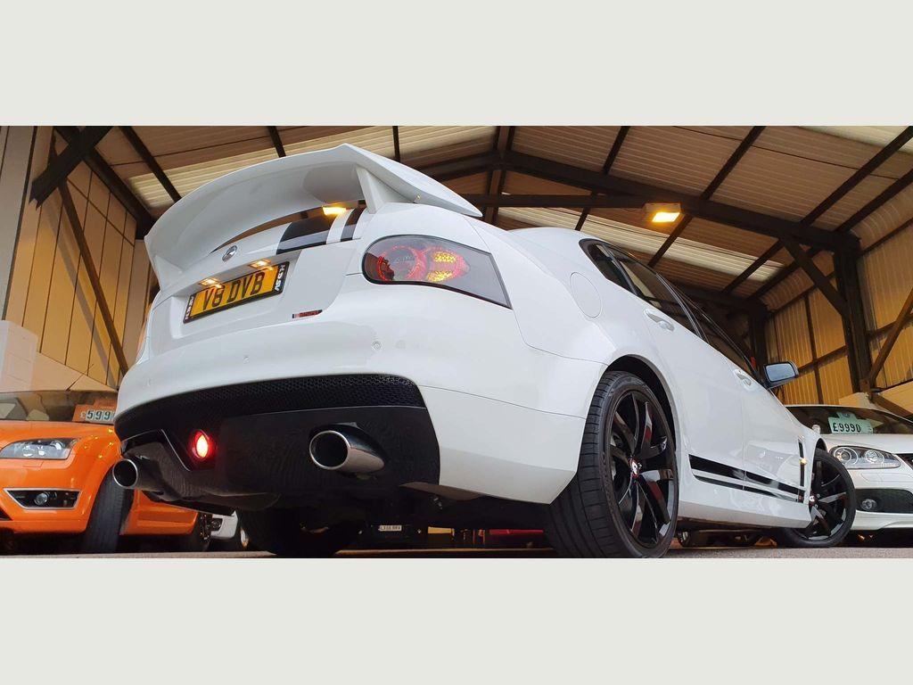 "Vauxhall VXR8 Saloon 6.2 V8 ""Bathurst Edition"" Manual 4dr"