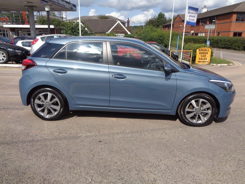 HYUNDAI I20 Hatchback 1.0 T-GDi Turbo Edition (s/s) 5dr