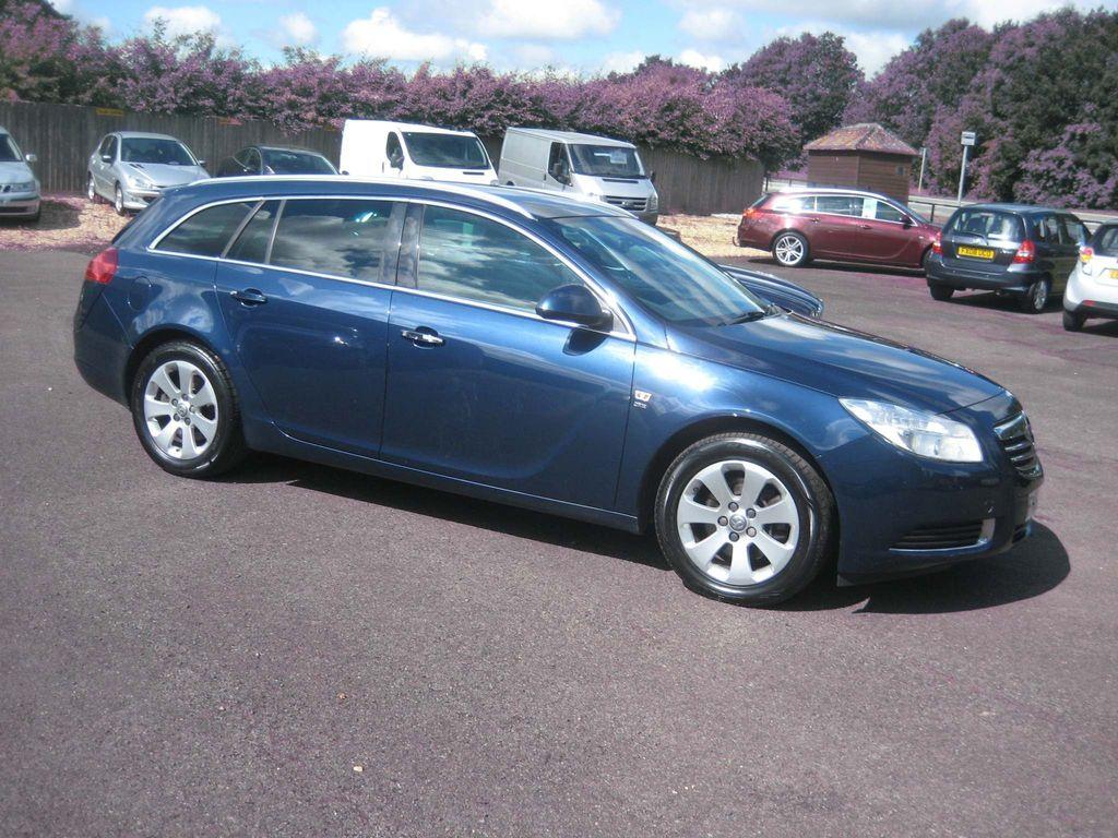 Vauxhall Insignia Estate 2.0 CDTi ecoFLEX 16v SE (s/s) 5dr