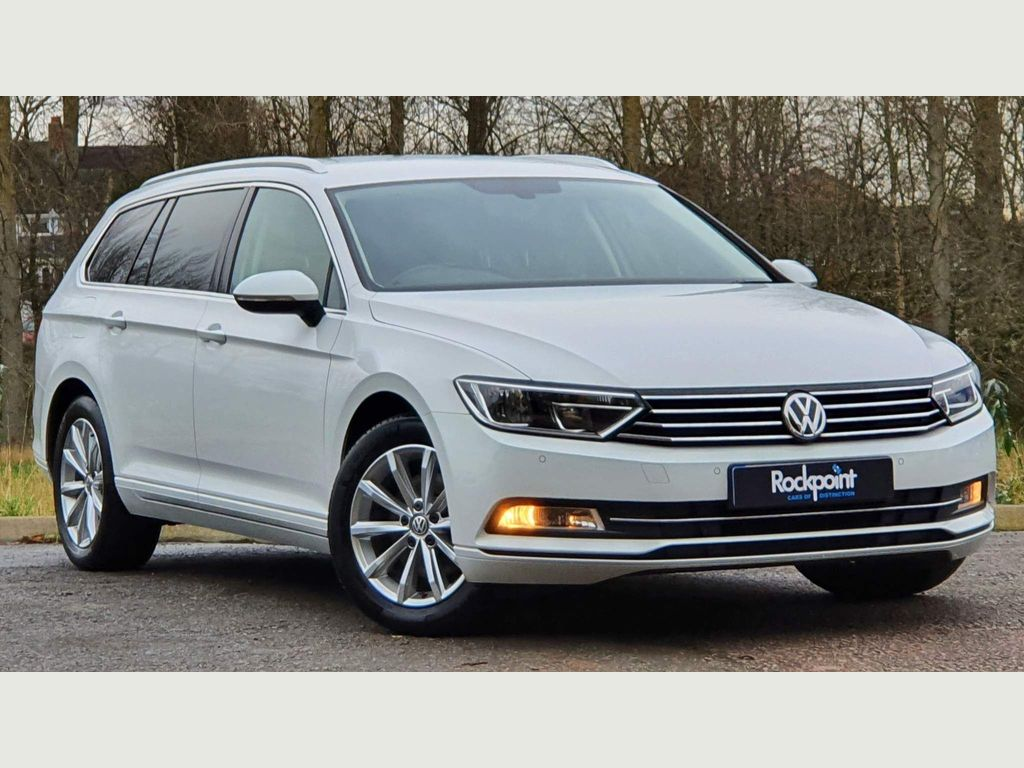 Volkswagen Passat Estate 1.6 TDI SE Business (s/s) 5dr
