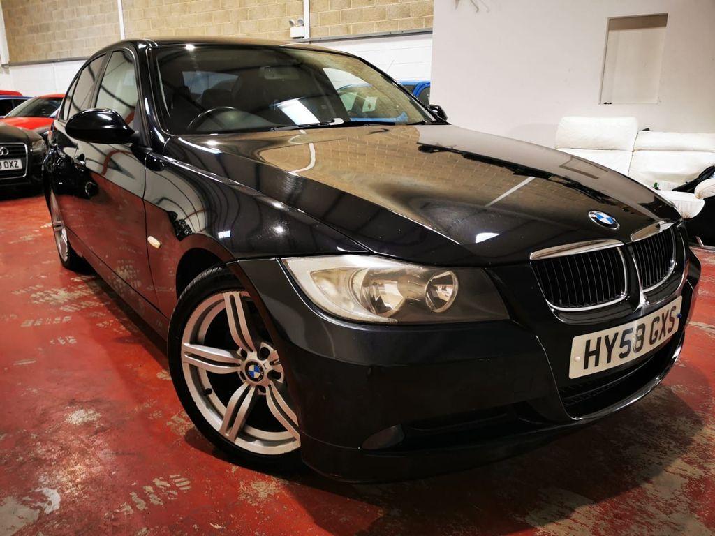 BMW 3 Series Saloon 2.0 318d SE 4dr