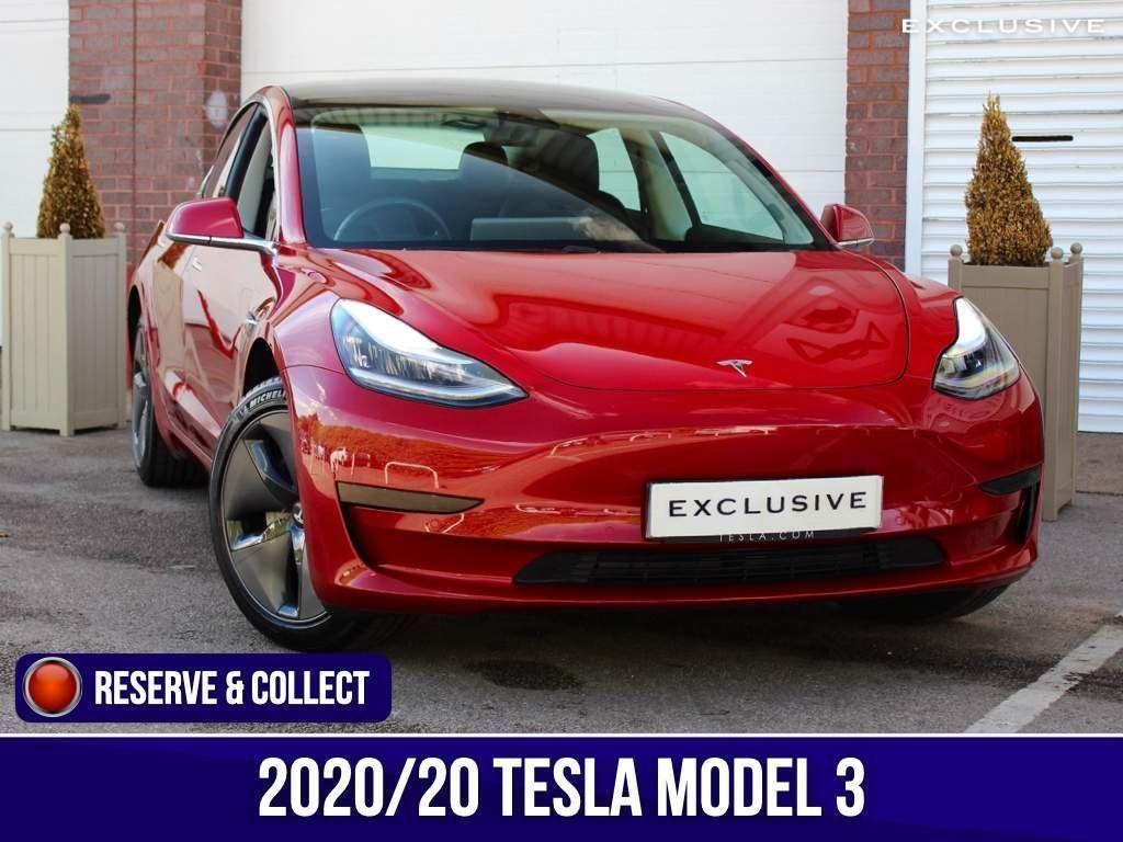 Tesla Model 3 Saloon Dual Motor Long Range Auto 4WDE 4dr