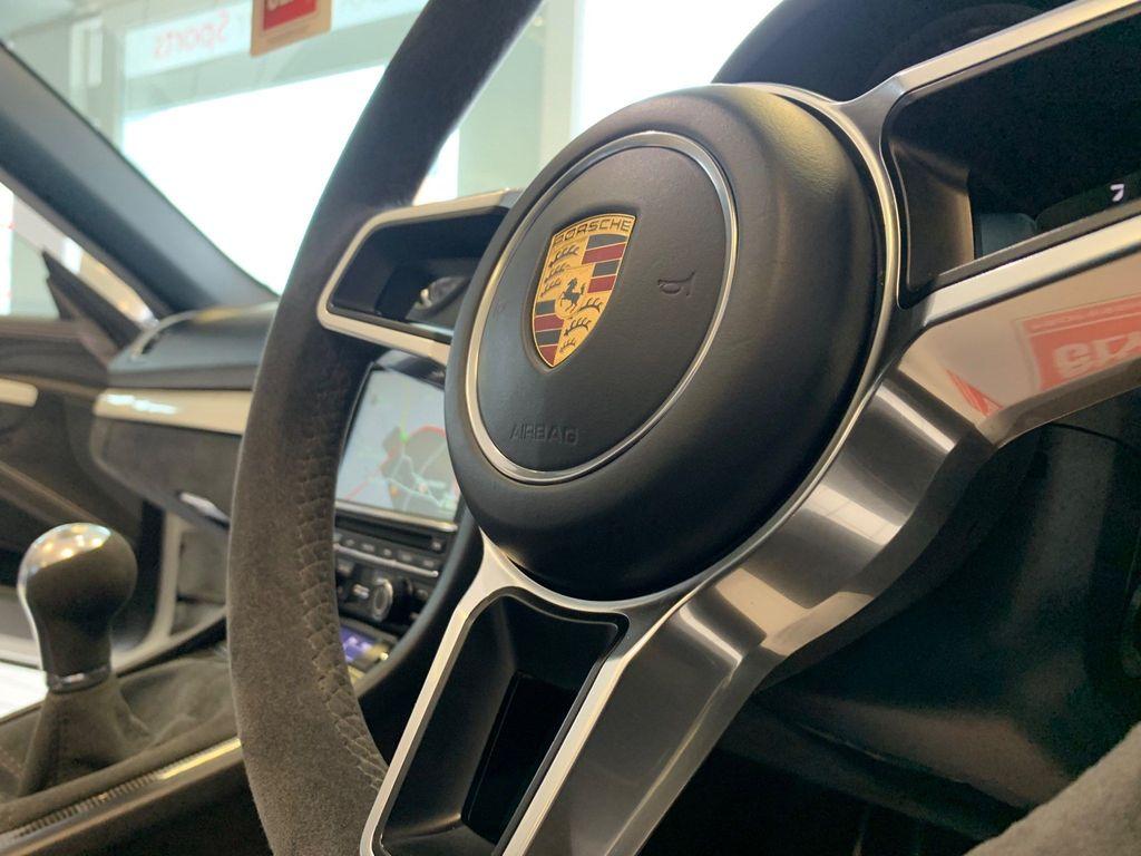 Porsche Boxster Convertible 3.8 981 Spyder (s/s) 2dr