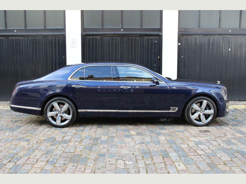 Bentley Mulsanne Saloon 6.75 V8 Speed Auto 4dr
