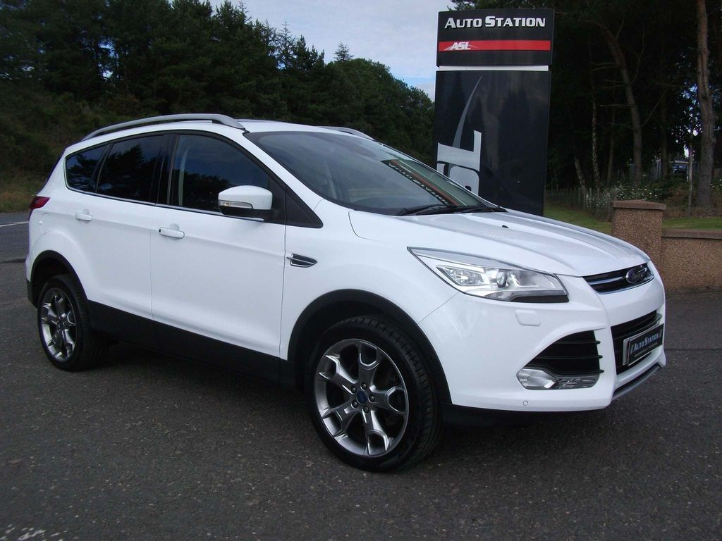 Ford Kuga SUV 2.0 TDCi Titanium X Sport AWD 5dr