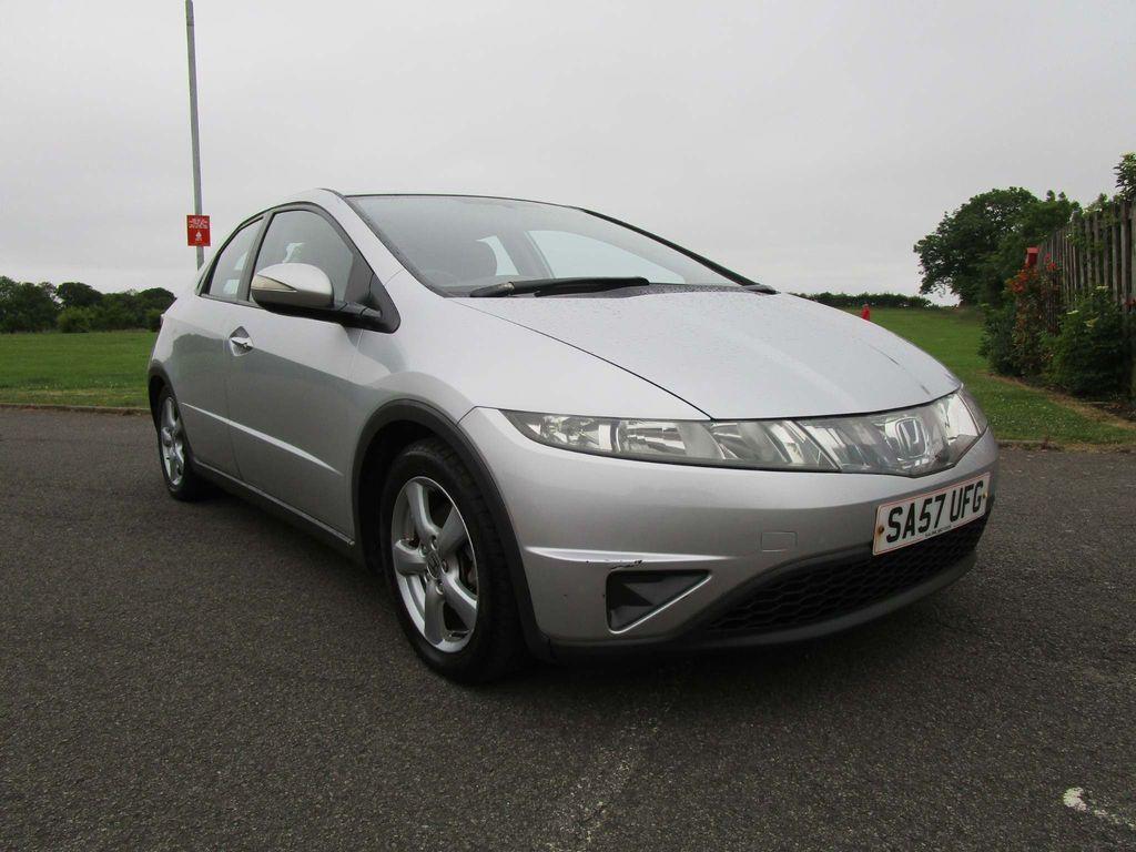Honda Civic Hatchback 1.8 i-VTEC SE 5dr